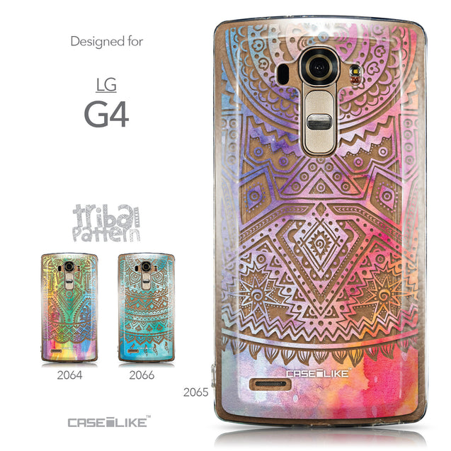 Collection - CASEiLIKE LG G4 back cover Indian Line Art 2065