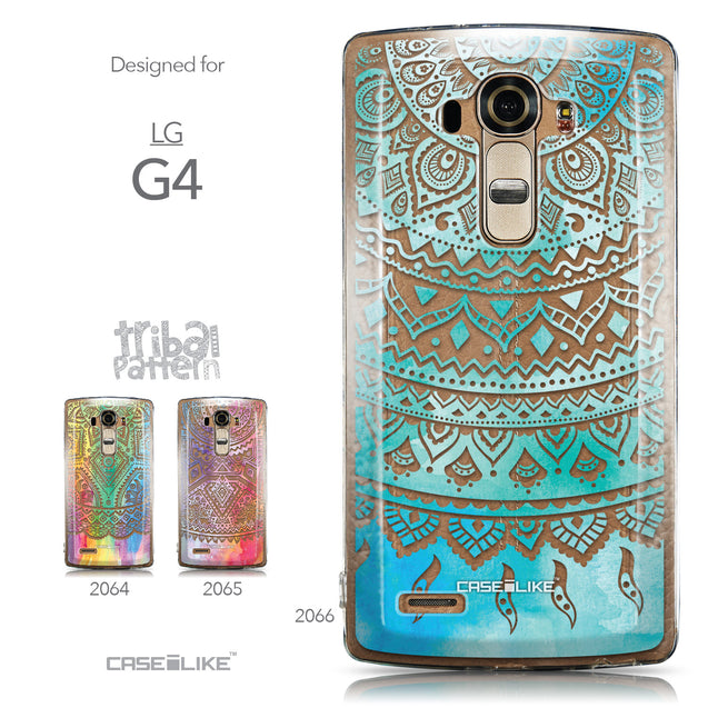 Collection - CASEiLIKE LG G4 back cover Indian Line Art 2066