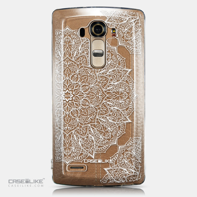 CASEiLIKE LG G4 back cover Mandala Art 2091