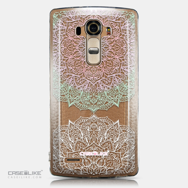 CASEiLIKE LG G4 back cover Mandala Art 2092