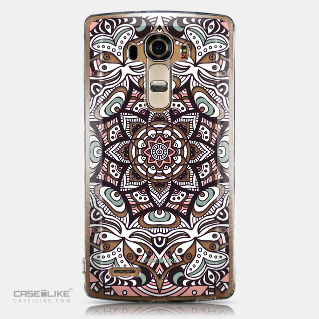 CASEiLIKE LG G4 back cover Mandala Art 2095