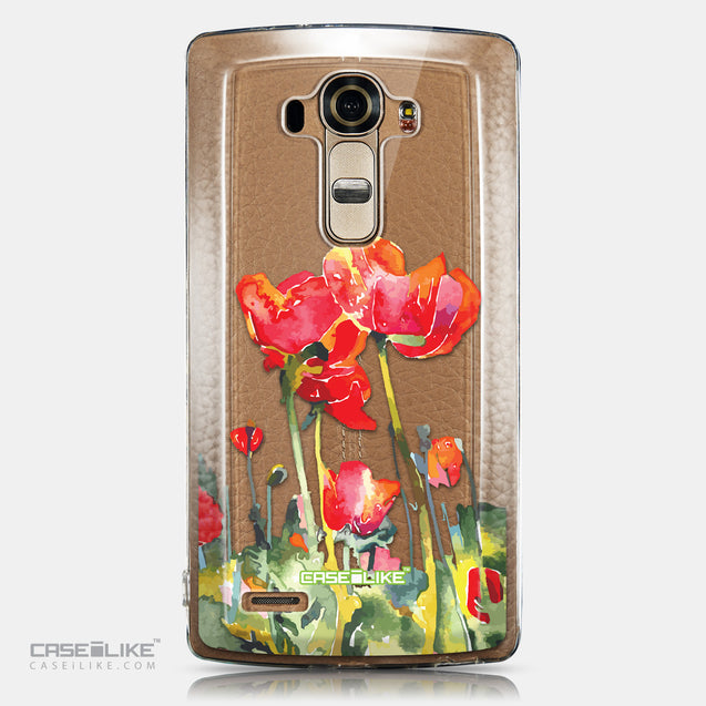 CASEiLIKE LG G4 back cover Watercolor Floral 2230