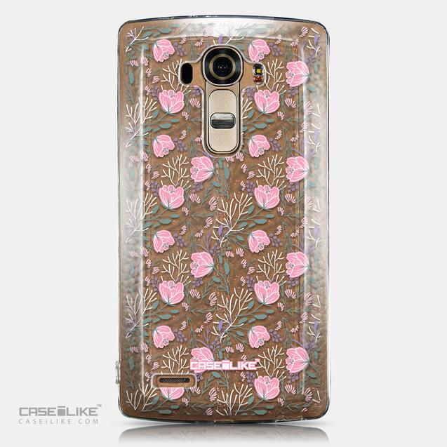 CASEiLIKE LG G4 back cover Flowers Herbs 2246