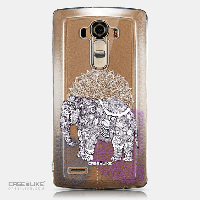 CASEiLIKE LG G4 back cover Mandala Art 2301