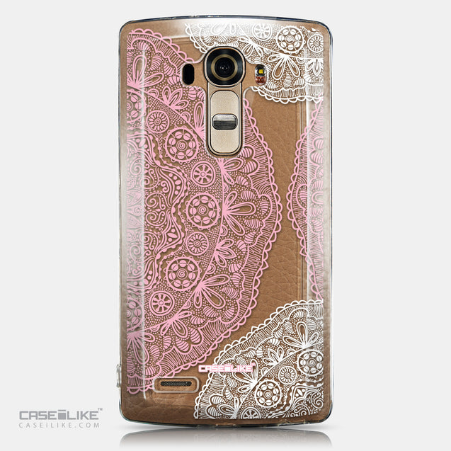 CASEiLIKE LG G4 back cover Mandala Art 2305