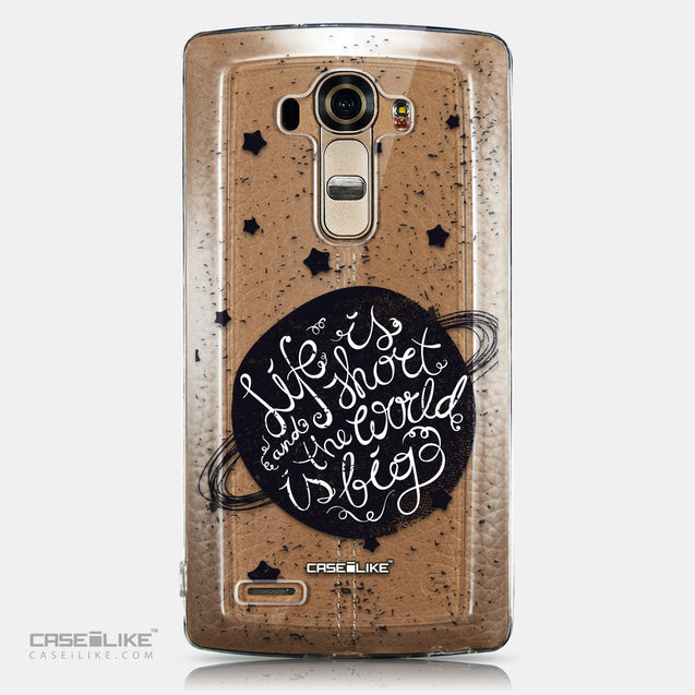 CASEiLIKE LG G4 back cover Quote 2401