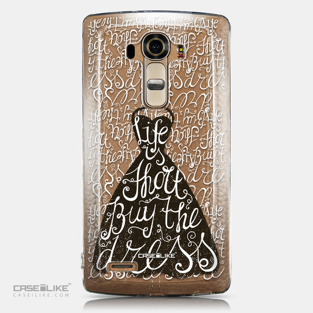 CASEiLIKE LG G4 back cover Quote 2404