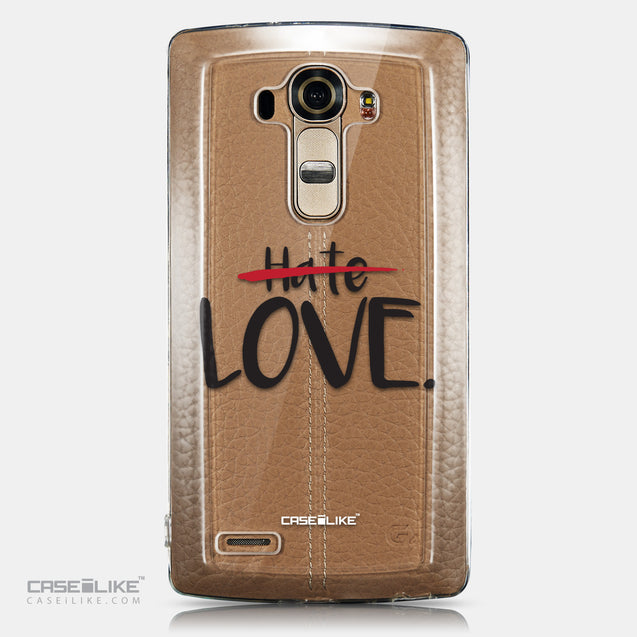 CASEiLIKE LG G4 back cover Quote 2406