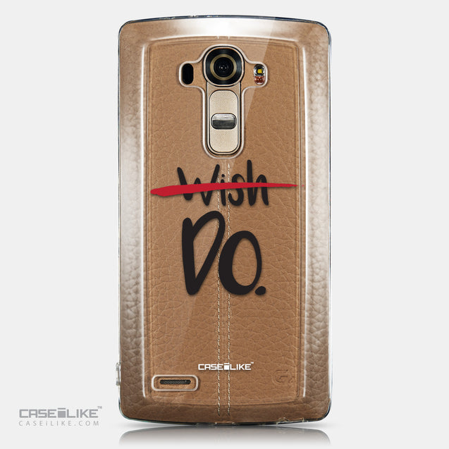 CASEiLIKE LG G4 back cover Quote 2407