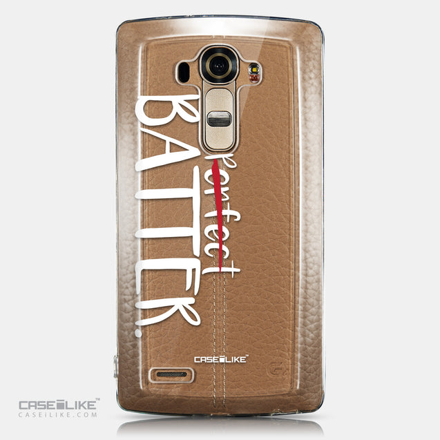 CASEiLIKE LG G4 back cover Quote 2410