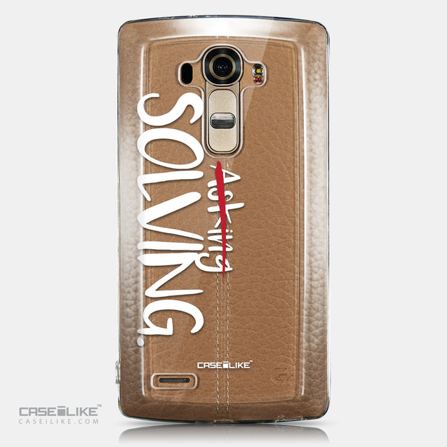 CASEiLIKE LG G4 back cover Quote 2412
