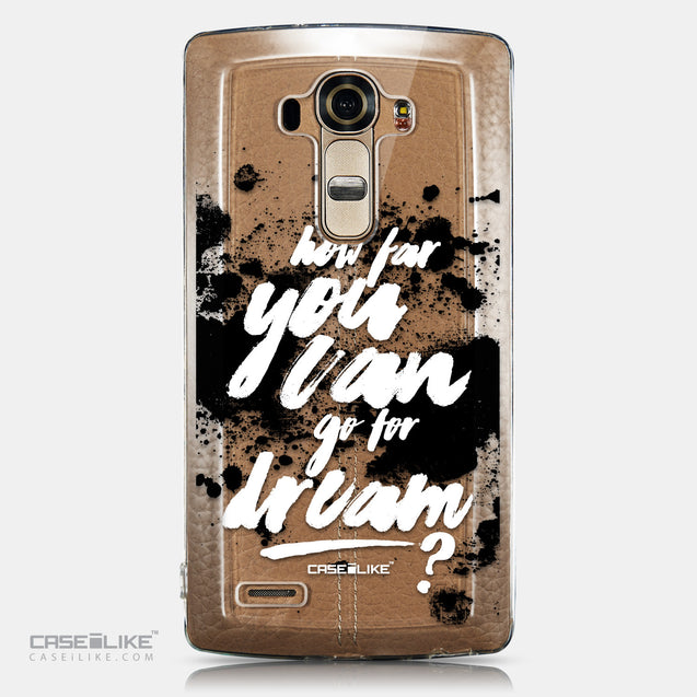 CASEiLIKE LG G4 back cover Quote 2413
