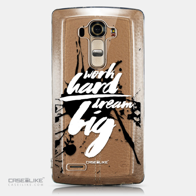 CASEiLIKE LG G4 back cover Quote 2414