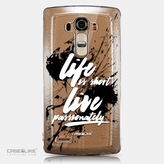 CASEiLIKE LG G4 back cover Quote 2416