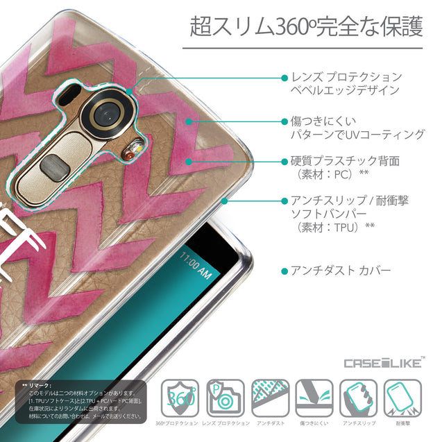 Details in Japanese - CASEiLIKE LG G4 back cover Quote 2419