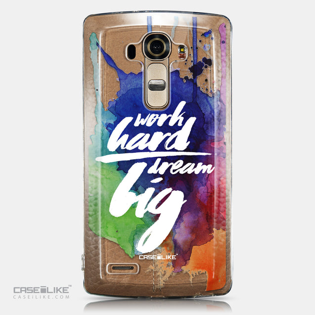 CASEiLIKE LG G4 back cover Quote 2422