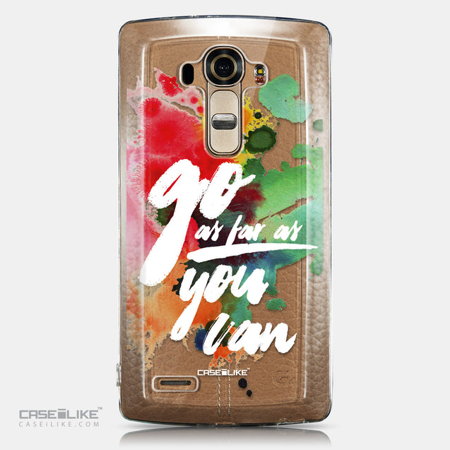 CASEiLIKE LG G4 back cover Quote 2424