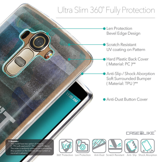 Details in English - CASEiLIKE LG G4 back cover Quote 2431
