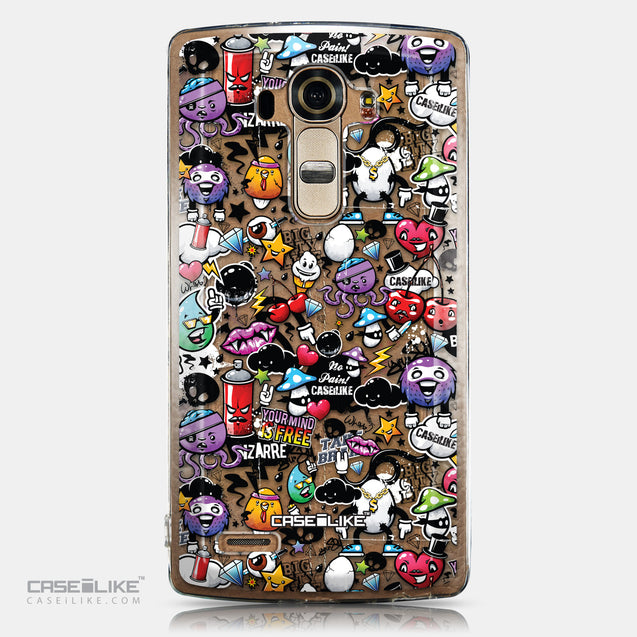 CASEiLIKE LG G4 back cover Graffiti 2703