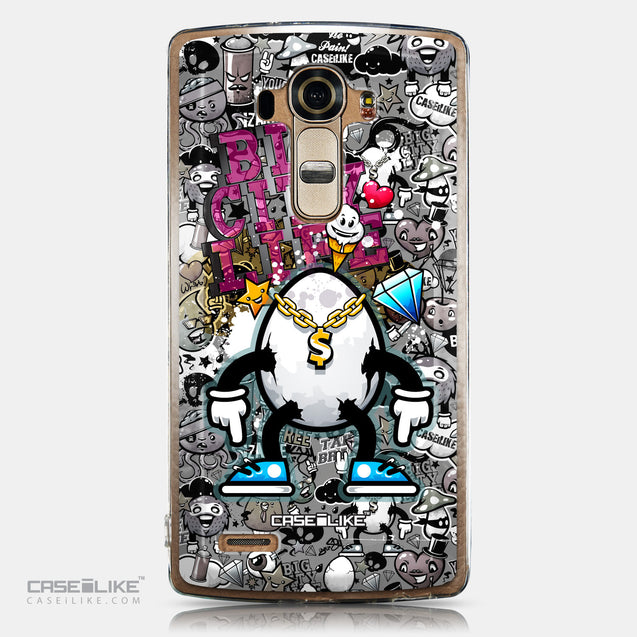 CASEiLIKE LG G4 back cover Graffiti 2704