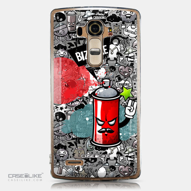 CASEiLIKE LG G4 back cover Graffiti 2705