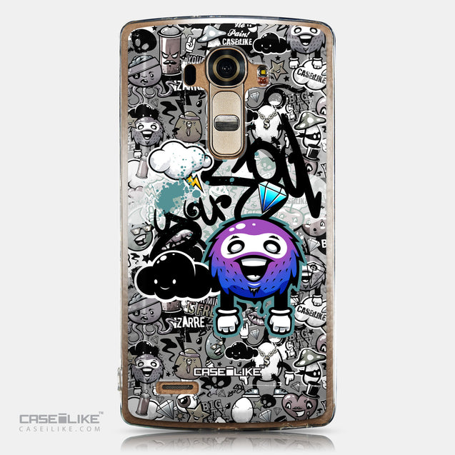 CASEiLIKE LG G4 back cover Graffiti 2706