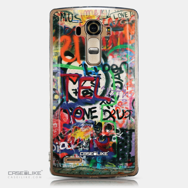 CASEiLIKE LG G4 back cover Graffiti 2721