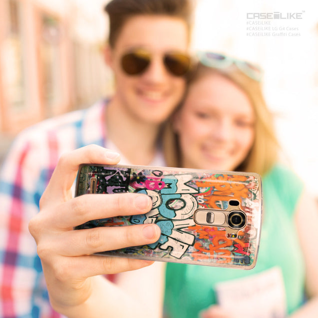 Share - CASEiLIKE LG G4 back cover Graffiti 2722