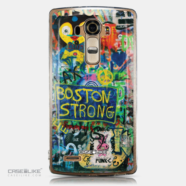 CASEiLIKE LG G4 back cover Graffiti 2723