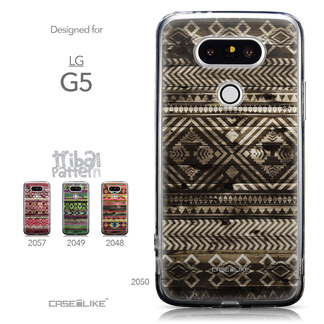 Collection - CASEiLIKE LG G5 back cover Indian Tribal Theme Pattern 2050