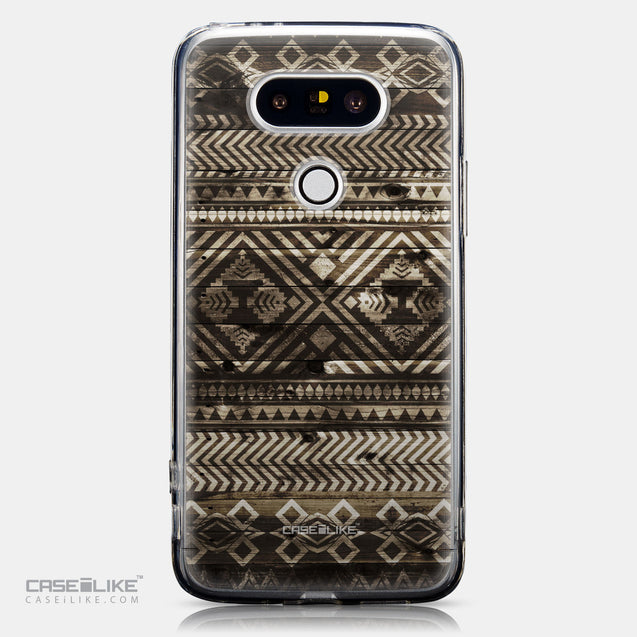 CASEiLIKE LG G5 back cover Indian Tribal Theme Pattern 2050