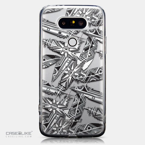 CASEiLIKE LG G5 back cover Indian Tribal Theme Pattern 2056