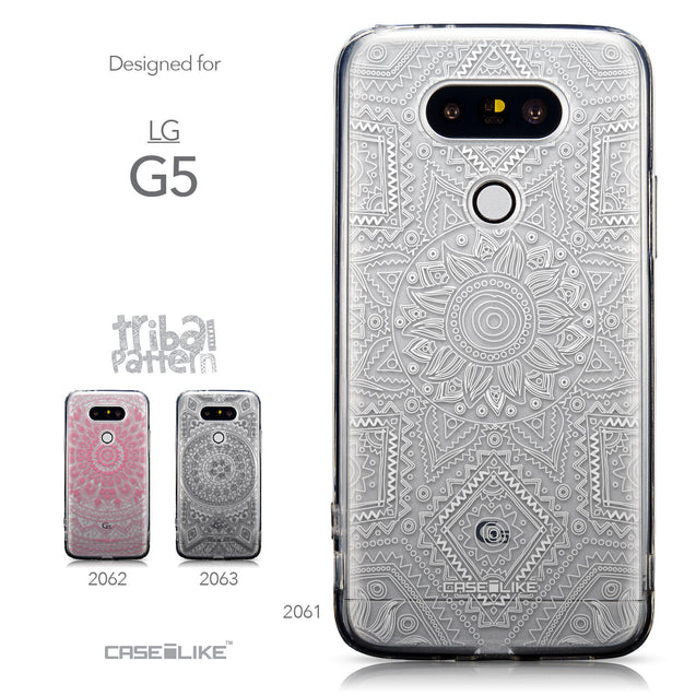 Collection - CASEiLIKE LG G5 back cover Indian Line Art 2061