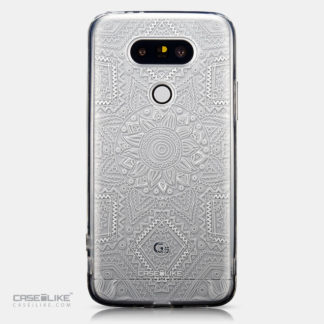 CASEiLIKE LG G5 back cover Indian Line Art 2061
