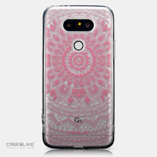 CASEiLIKE LG G5 back cover Indian Line Art 2062