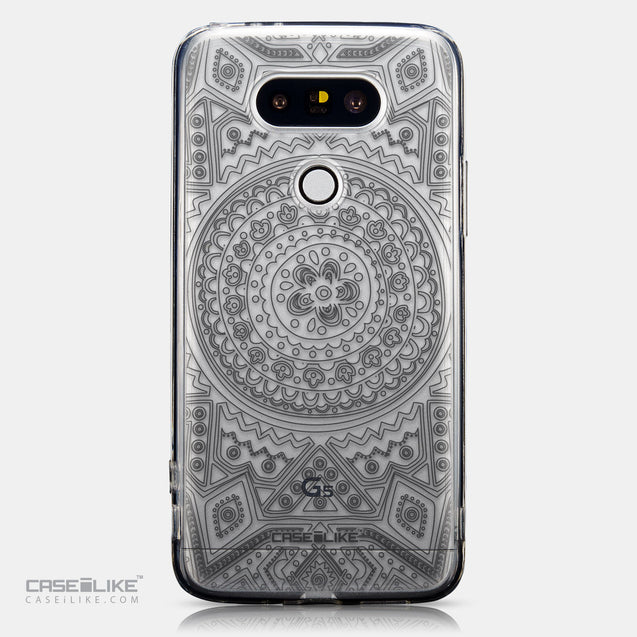 CASEiLIKE LG G5 back cover Indian Line Art 2063