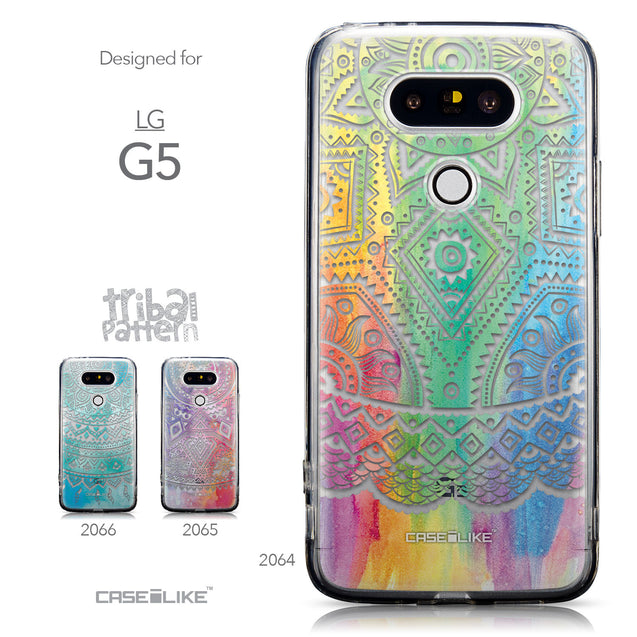 Collection - CASEiLIKE LG G5 back cover Indian Line Art 2064