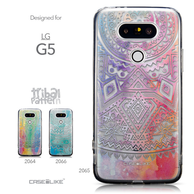 Collection - CASEiLIKE LG G5 back cover Indian Line Art 2065