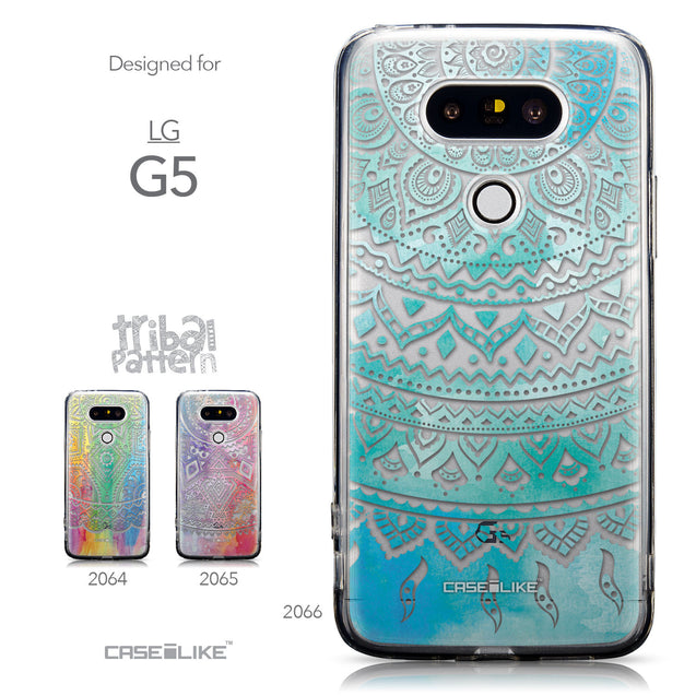 Collection - CASEiLIKE LG G5 back cover Indian Line Art 2066