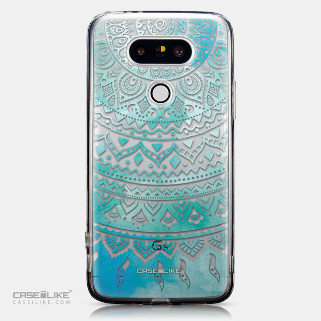 CASEiLIKE LG G5 back cover Indian Line Art 2066