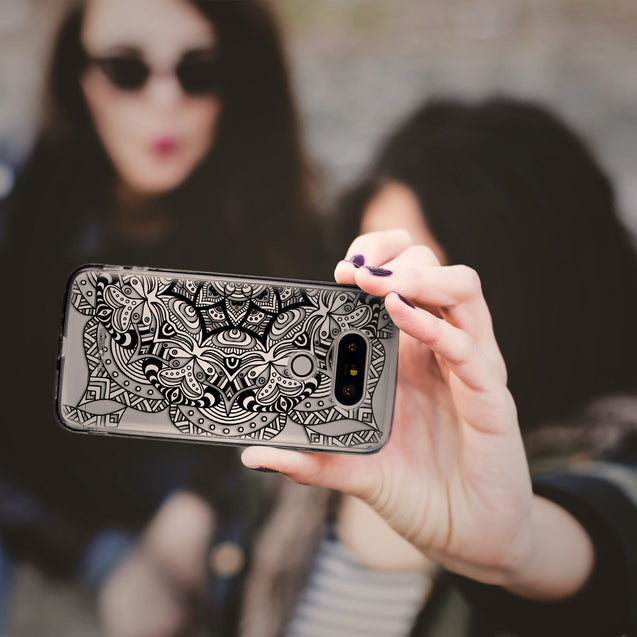 Share - CASEiLIKE LG G5 back cover Mandala Art 2096