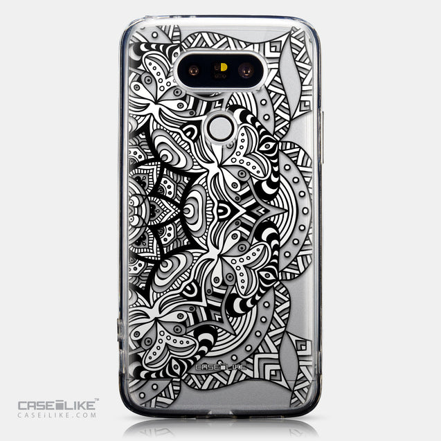 CASEiLIKE LG G5 back cover Mandala Art 2096