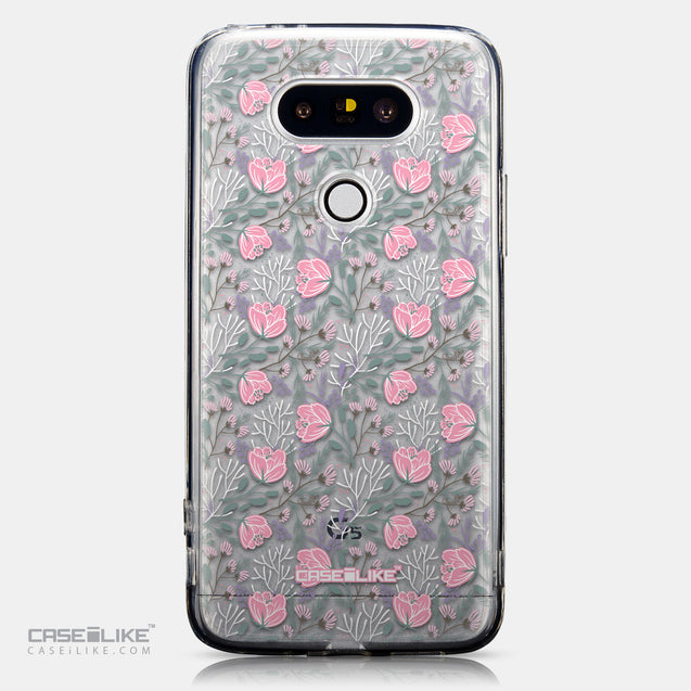 CASEiLIKE LG G5 back cover Flowers Herbs 2246