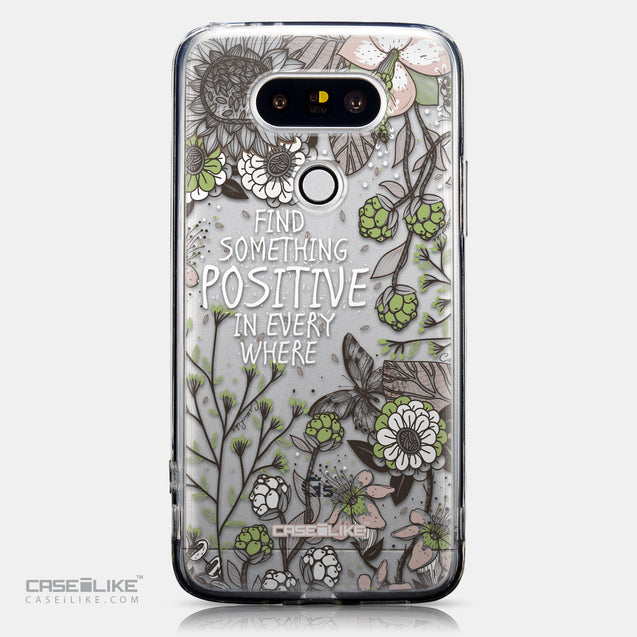 CASEiLIKE LG G5 back cover Blooming Flowers 2250