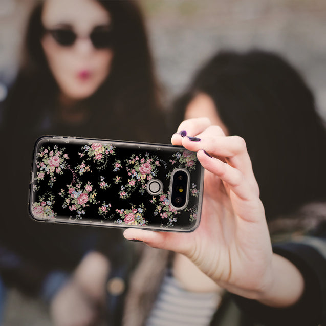 Share - CASEiLIKE LG G5 back cover Floral Rose Classic 2261