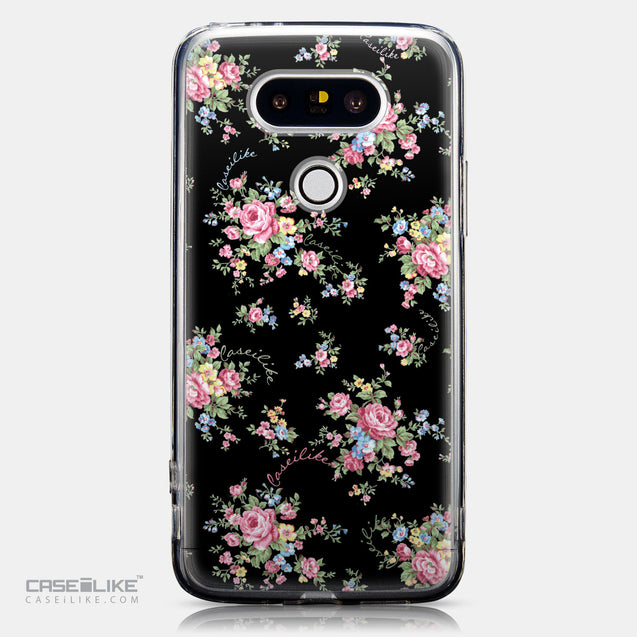 CASEiLIKE LG G5 back cover Floral Rose Classic 2261