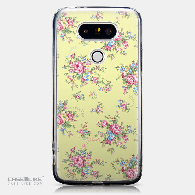 CASEiLIKE LG G5 back cover Floral Rose Classic 2264