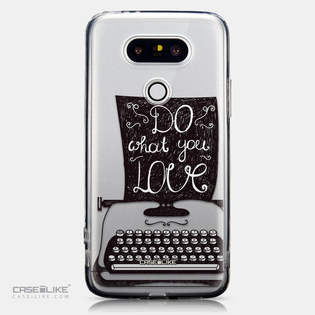 CASEiLIKE LG G5 back cover Quote 2400