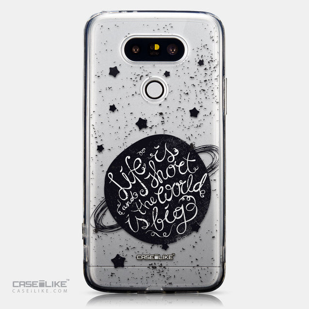 CASEiLIKE LG G5 back cover Quote 2401