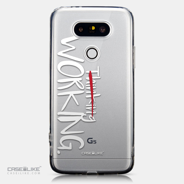 CASEiLIKE LG G5 back cover Quote 2411